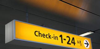 Check-In Aeroporto check in - 100tour