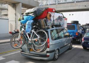 Errori da evitare: troppi bagagli - 100tour