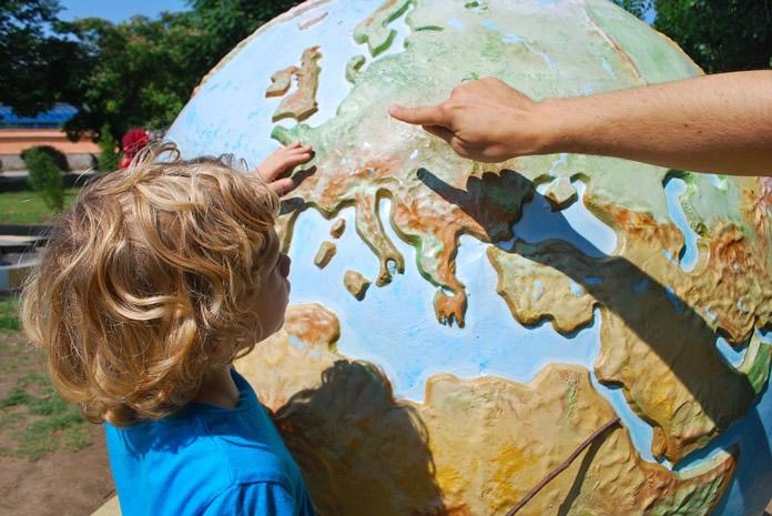 organizzare un viaggio coi bambini - 100tour