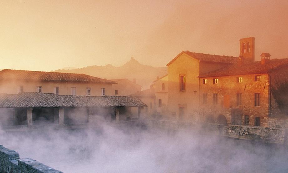 Le Terme più belle d'Italia…dove trascorrere un giorno, o più, alle Terme_bagno vignoni