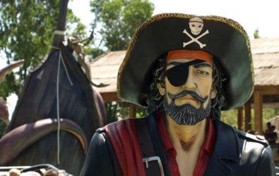 attrazioni zoomarine laguna dei pirati