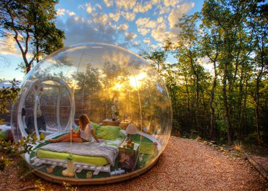 Hotel speciali dove dormire immersi nella natura 100tour for L hotel della cabina islanda