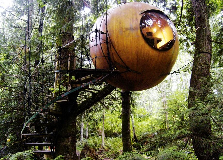 Hotel speciali dove dormire immersi nella natura