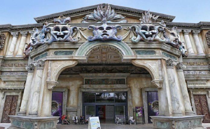 Attrazioni Rainbow Magicland, Gran Teatro