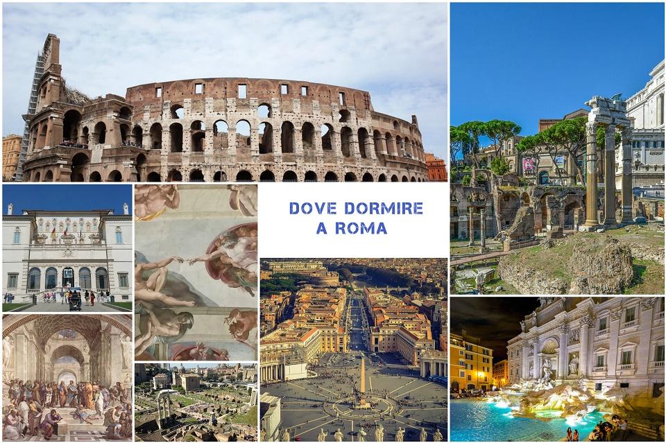 Dove dormire a Roma - 100tour