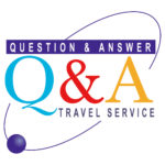 Q&A travel logo