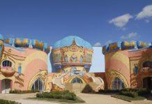 Attrazioni Rainbow Magicland, Castello di Alfea