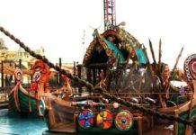 Attrazioni Rainbow Magicland, Battaglia Navale