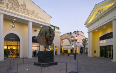 CastelRomano_outlet village