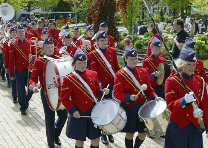 Legoland, Billund Guard Marching Band