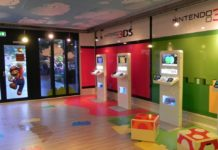 Nintendo Game zone