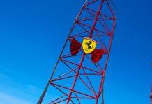 Attrazioni Ferrari Land Red Force