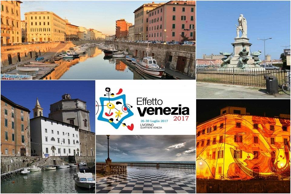 Livorno effetto venezia 2018 le date il programma i for Venezia mostre 2017