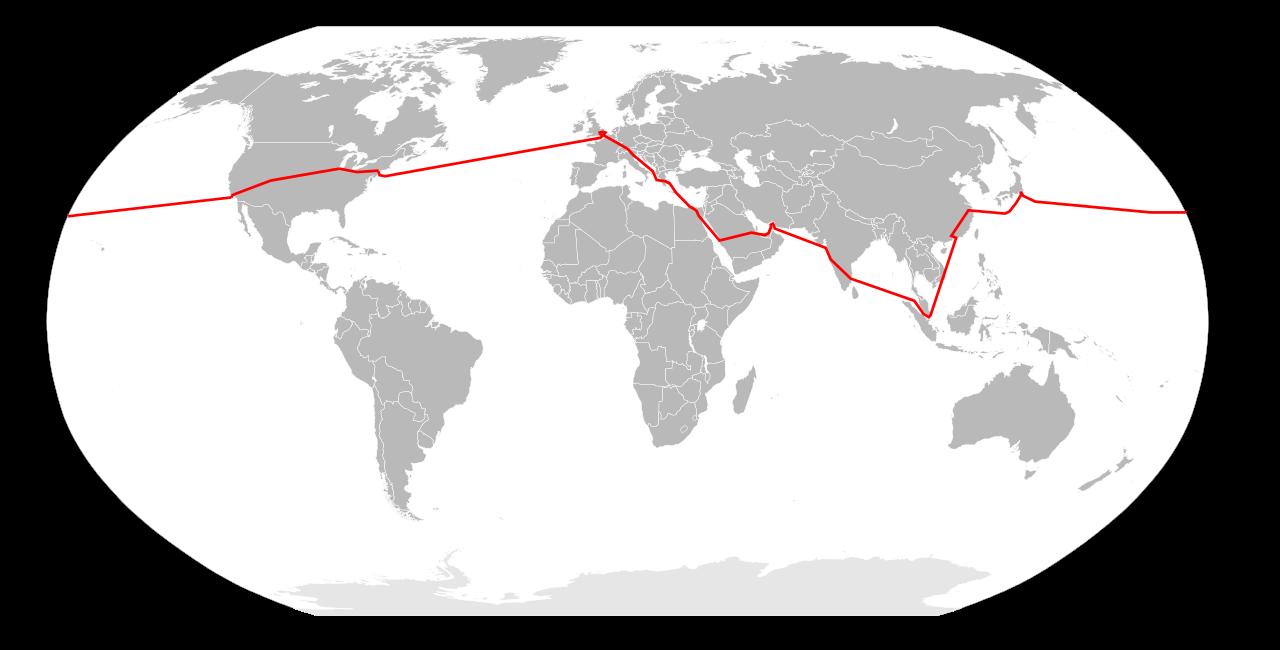 biglietto aereo giro del mondo 100tour