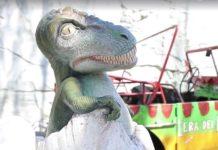 cuccioli di dinosauro
