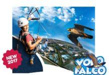 novità zoomarine 2017 volo del falco