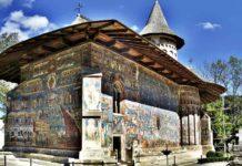monastero voronet 100tour