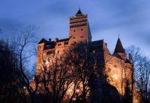 romania transilvania castello di bran 100tour