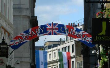 Soho Londra, Guida turistica online