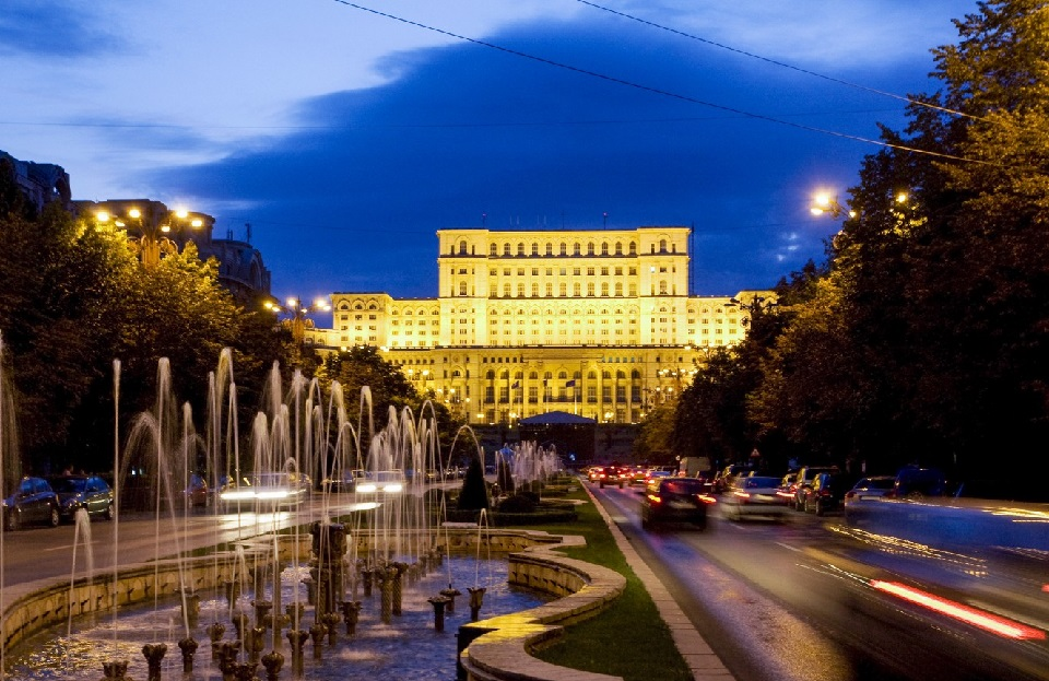 Bucarest — Wikipédia