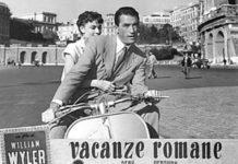 roma e i film vacanze romane