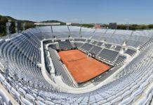 campo centrale internazionali tennis foto