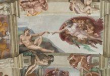 roma, la cappella sistina