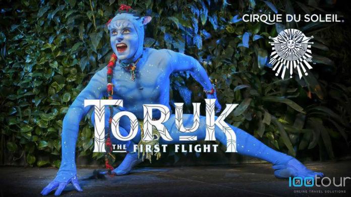 toruk cirque du soleil italia