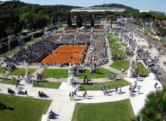 internazionali tennis giornata perfetta