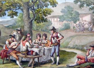 ottobrate romane